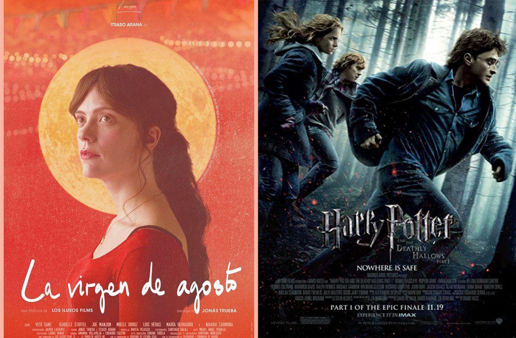 Estreno de una comedia española y continúa la saga Harry Potter