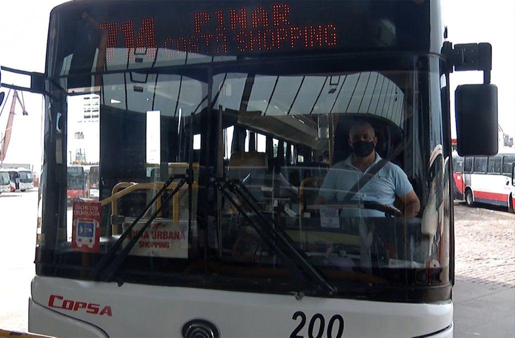 A partir del lunes comenzarán regir horarios de invierno en el transporte suburbano