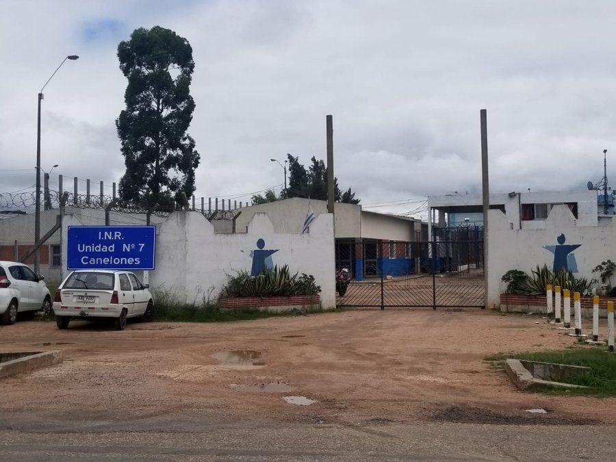 Detectan 180 casos de Covid 19 en Cárcel de Canelones; se realizarán más hisopados