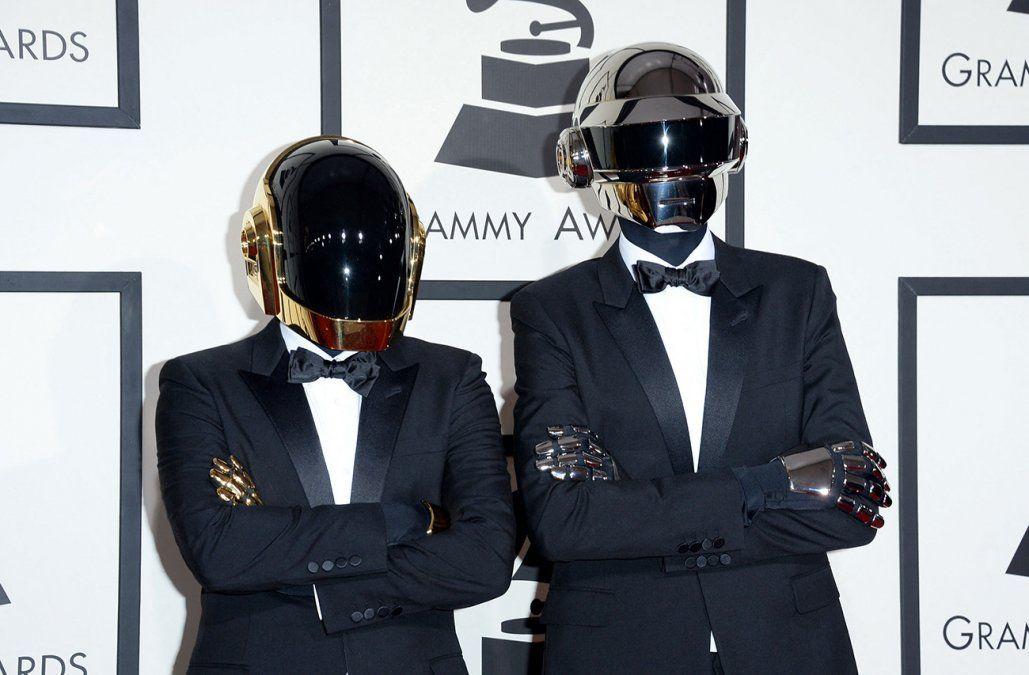 Daft Punk anuncia su separación después de casi tres décadas de carrera