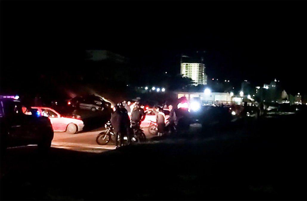 Seis jóvenes de entre 20 y 22 años condenados por incidentes en la plaza de Pan de Azúcar