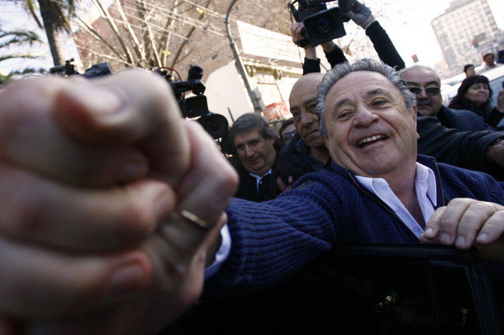El expresidente Eduardo Duhalde (2003)
