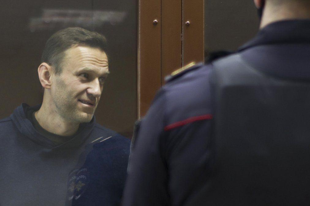 Navalni deja de ser un preso de conciencia para Amnistía Internacional por sus mensajes de odio