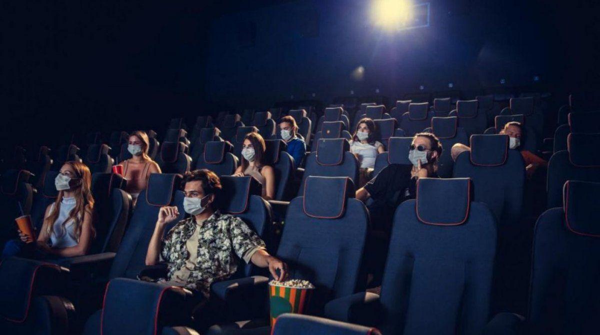 Con 30% de aforo, gobierno argentino habilita reapertura de salas cinematográficas en Buenos Aires