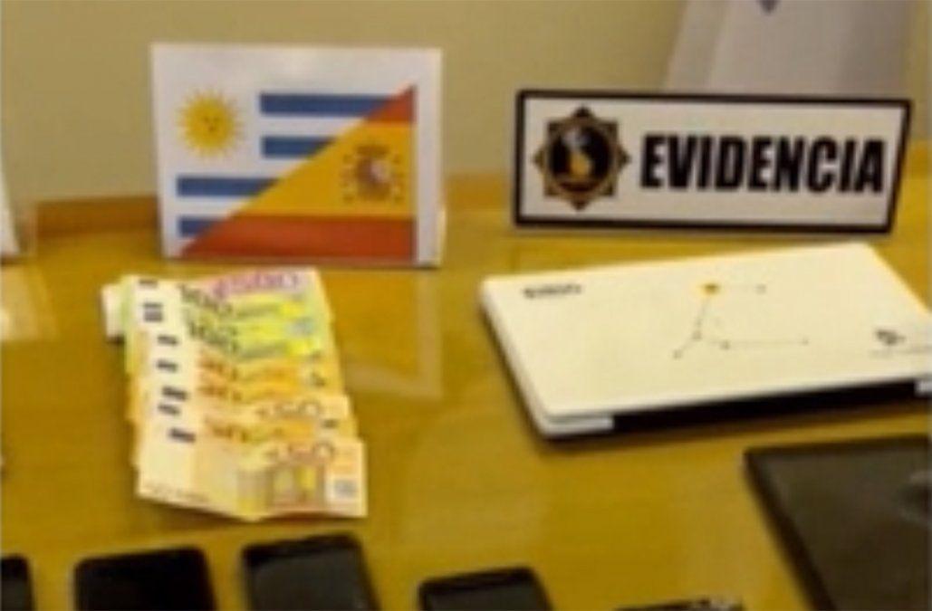El dueño de una agencia de viajes, uno de los imputados por la red de trata de mujeres que unía a Uruguay y España