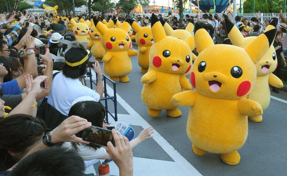 ¡Atrápalos ya! Pokemón cumple un cuarto de siglo