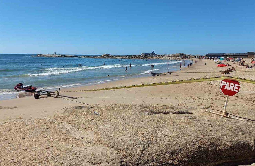 Hallaron el cuerpo del hombre de 36 años que se ahogó en Punta del Diablo