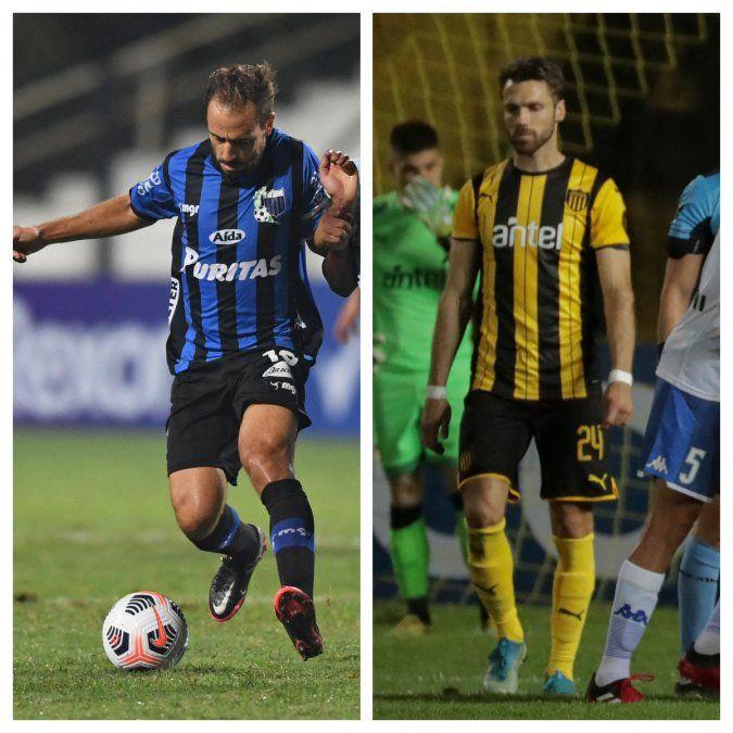 Gary Kagelmacher y Hernán Figueredo