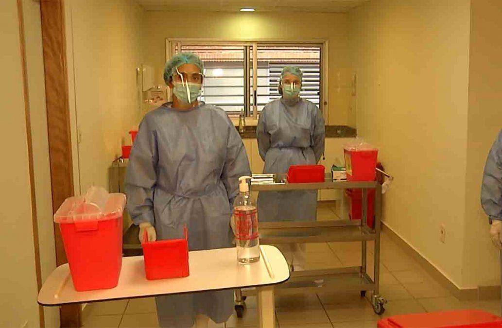 Prevén vacunar a 32 personas por hora y habrá sala de espera por posibles efectos adversos