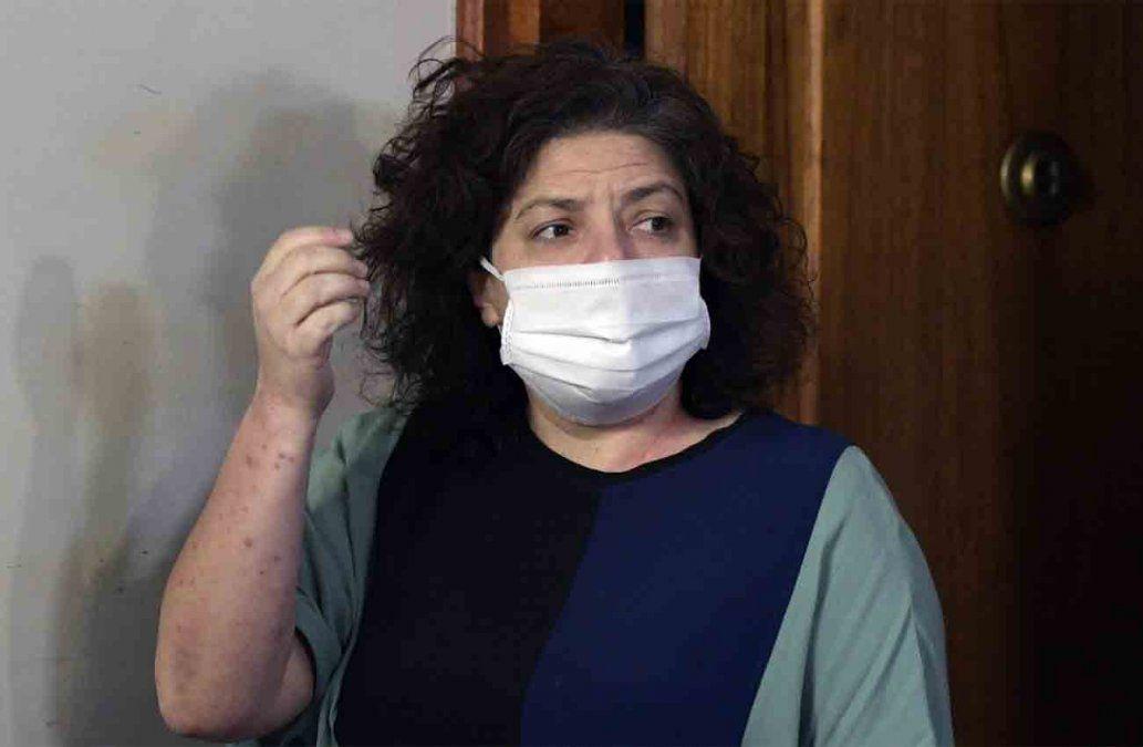 Ministra de Salud argentina dio positivo de Coronavirus
