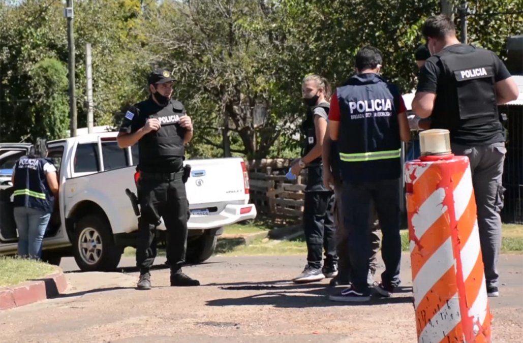 Imputaron a 21 de los 45 detenidos en Salto tras megaoperativo policial