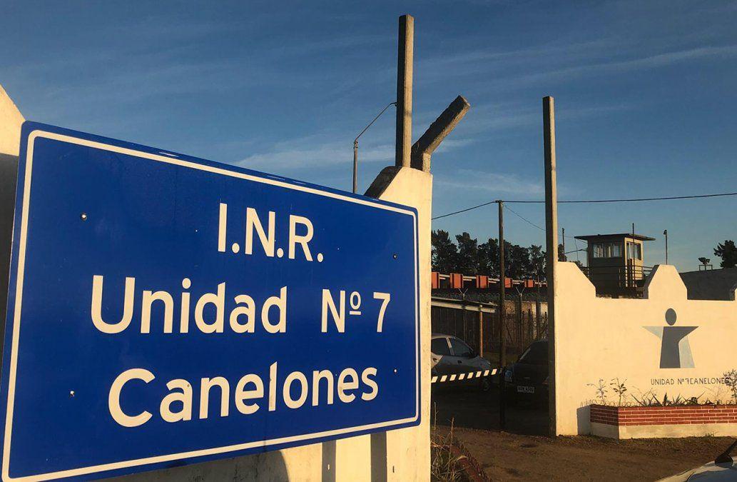 Cierran hasta el viernes la cárcel de Canelones por 562 reclusos con Covid-19