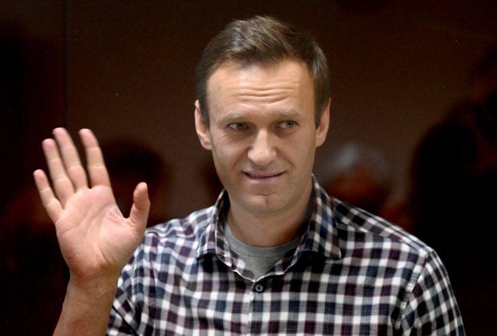 Navalni cumplirá la pena en una prisión a 200 km de Moscú