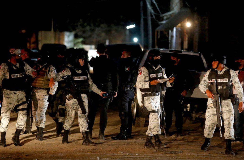 Comando asesina a balazos a 11 personas en oeste de México