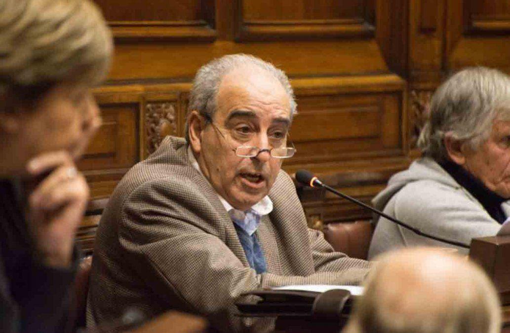 Cambian las autoridades en la Cámara de Diputados: Alfredo Fratti asume la Presidencia