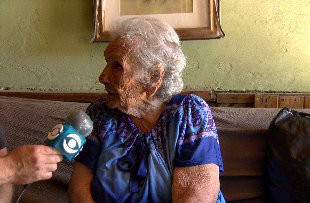 Una abuela de 102 años se contagió de Covid en Paysandú y lo superó sin dificultades