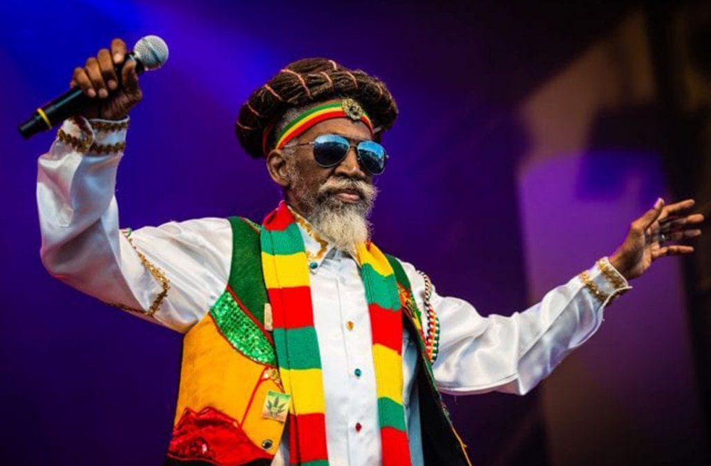 Murió la leyenda del reggae Bunny Wailer, amigo de Bob Marley y fundador de The Wailers