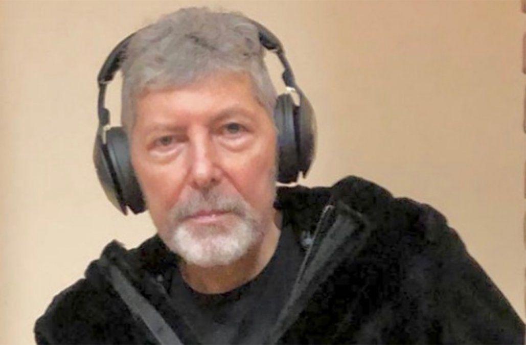 A los 59 años murió el DJ italiano Claudio Coccoluto