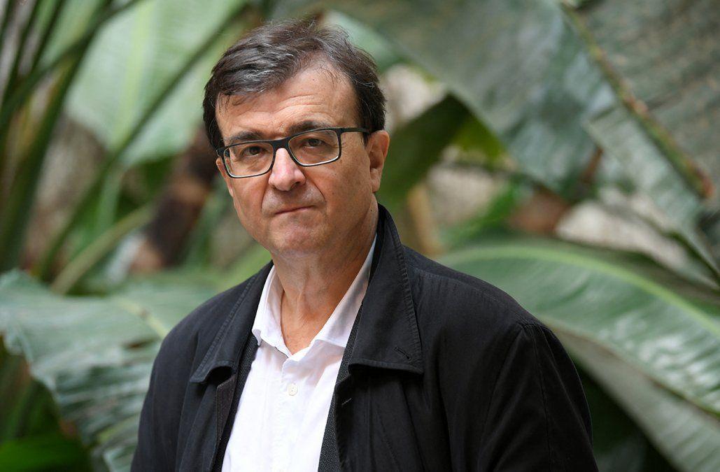 El español Javier Cercas lanzó la continuación de su premiada novela Terra Alta