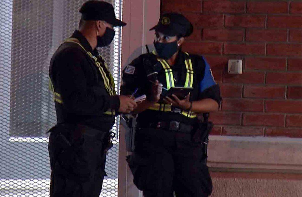 Buscan a tres delincuentes que rapiñaron un supermercado de Parque Guaraní