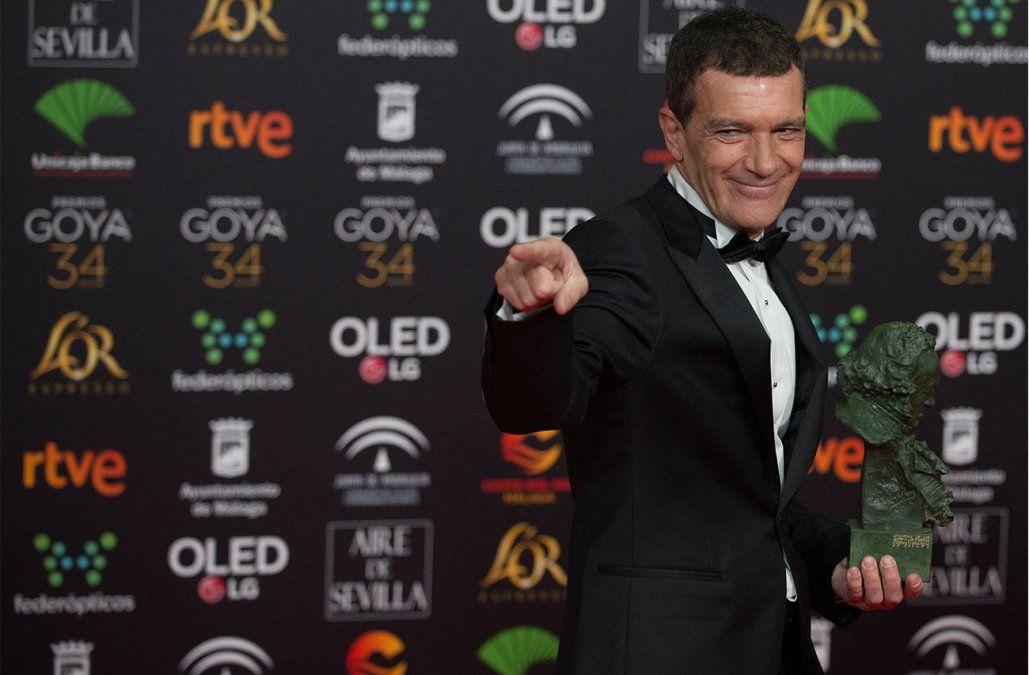 Antonio Banderas conducirá la gala