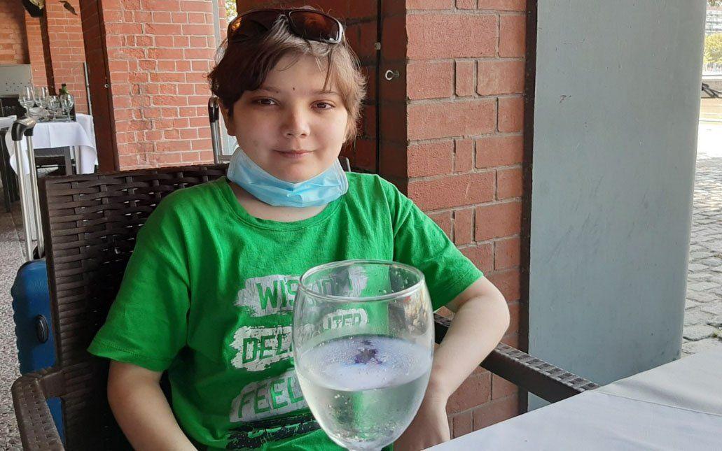 Día mundial del trasplante: conocemos la historia de Joaquin, trasplantado a los 10 años