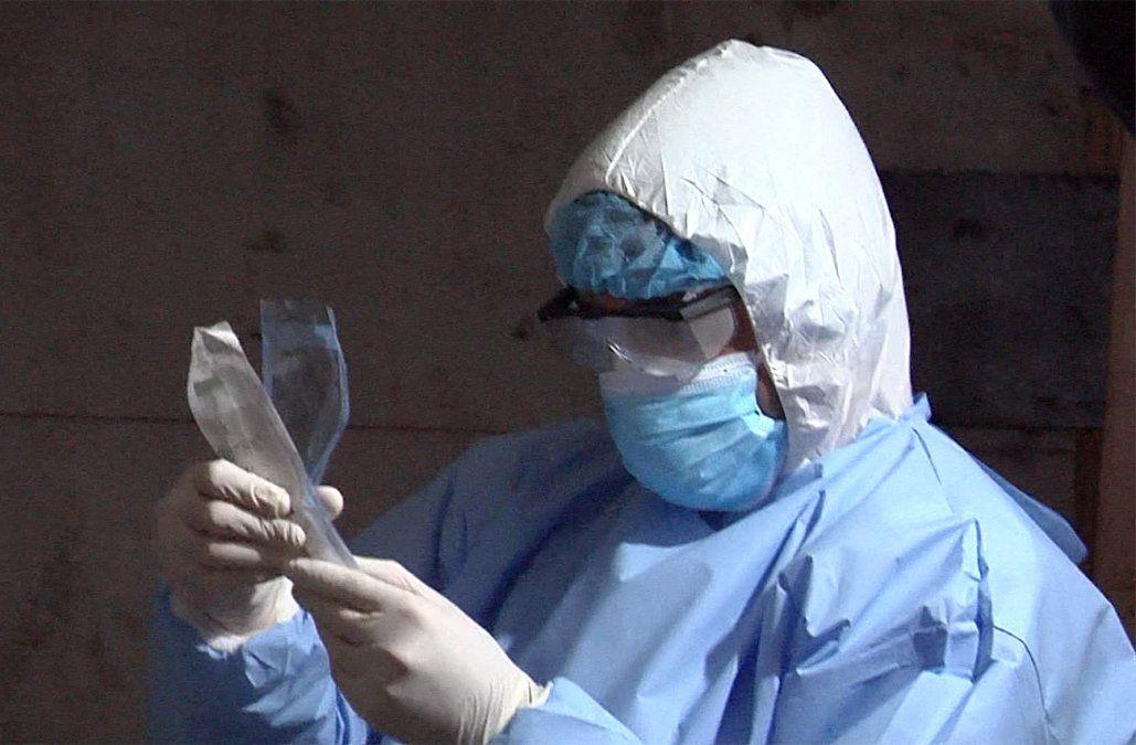 Siete fallecidos por Coronavirus, 992 casos nuevos y 80 internados en CTI