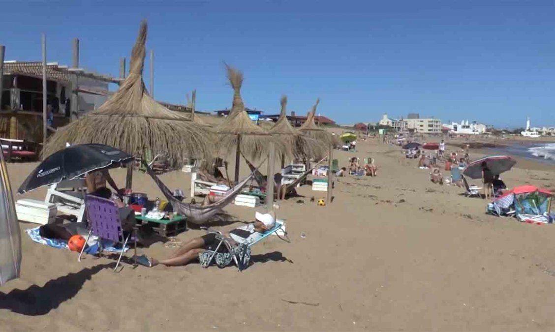 Rocha cerró febrero con una ocupación promedio de turistas del 40%