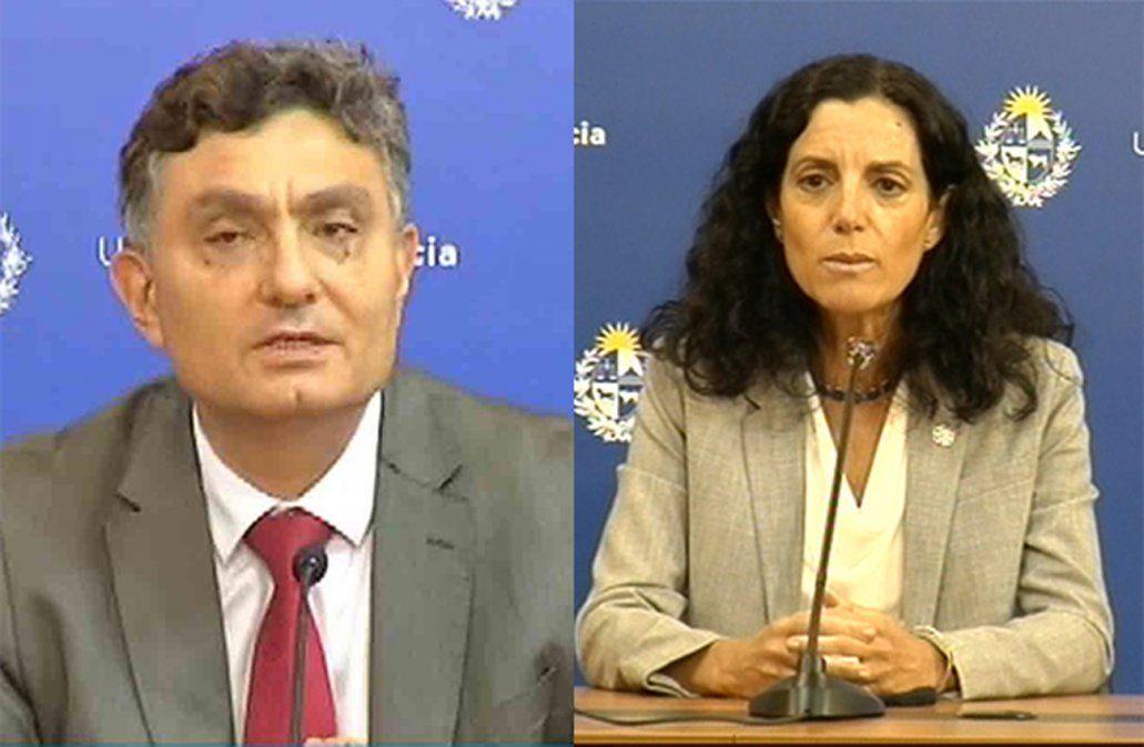 Partido Socialista exige la renuncia de Isaac Alfie y Azucena Arbeleche