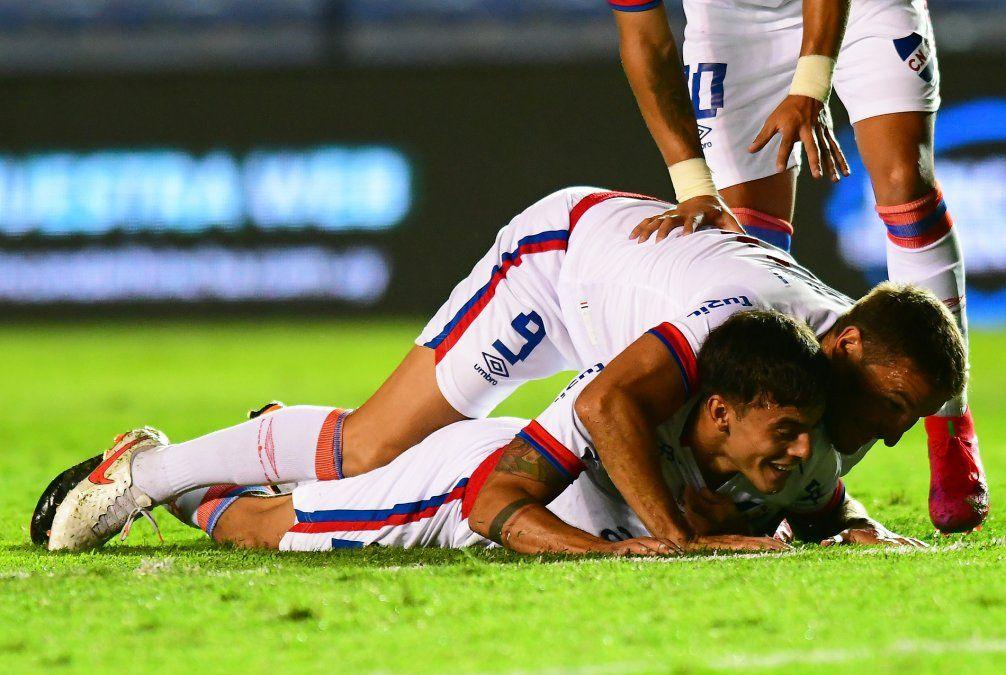 Nacional venció 2 a 1 a Defensor en el cierre de la Fecha 11 del Clausura