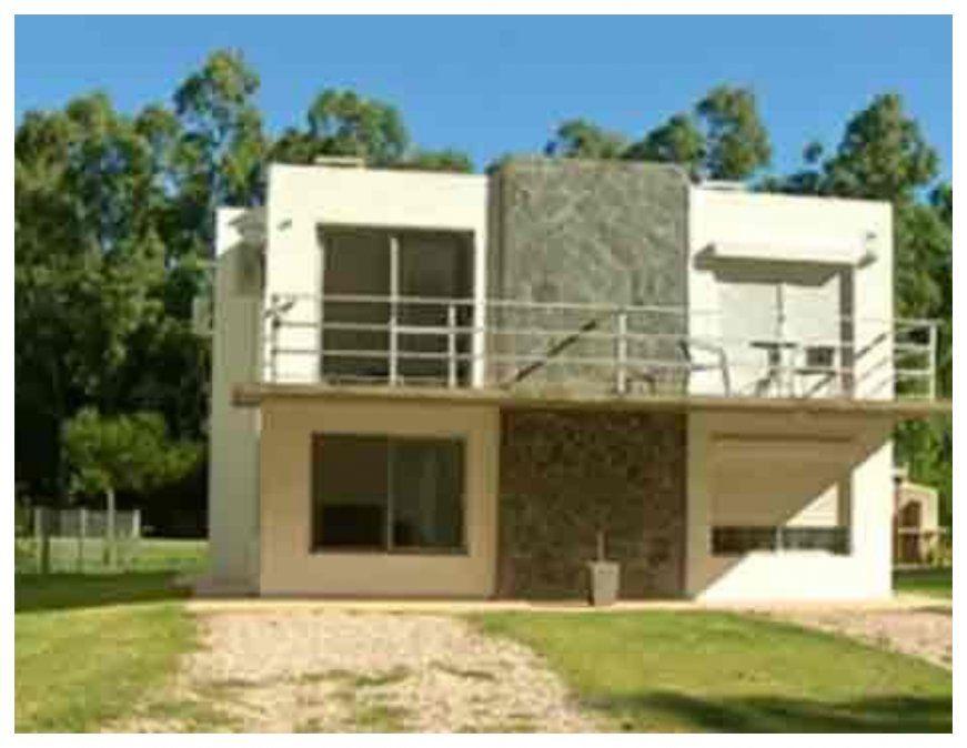 La casa que Silvia Sanguinetti había adquirido en 120.000 dólares