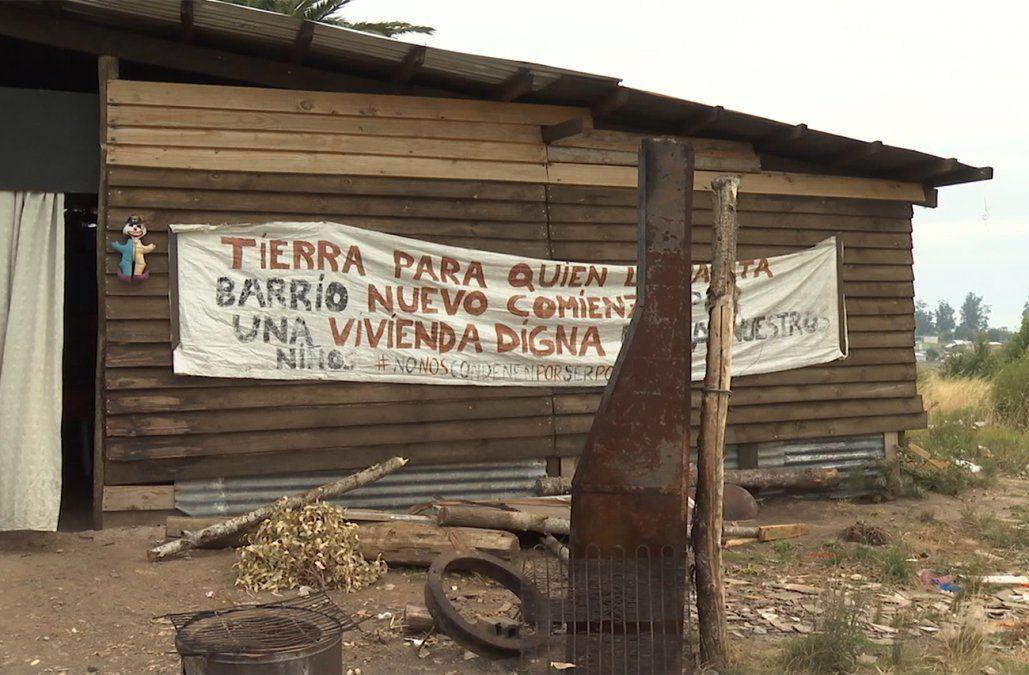 Intendencia pone el terreno y espera que Vivienda construya para realojos en Nuevo Comienzo