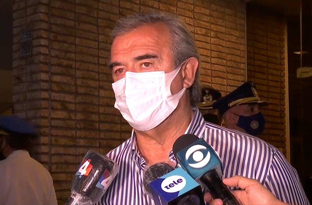 Que sepan que están identificados, dijo Larrañaga a los asesinos del policía