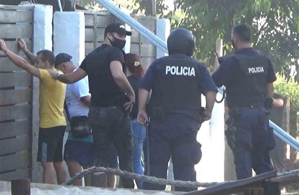 Megaoperativo en San Luis terminó con 9 personas imputadas