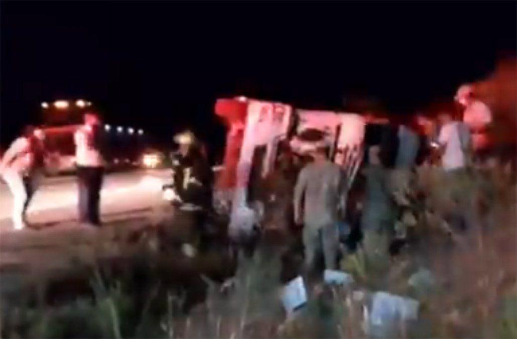 Dos accidentes de tránsito ocurrieron en Ruta 8; uno de ellos fatal