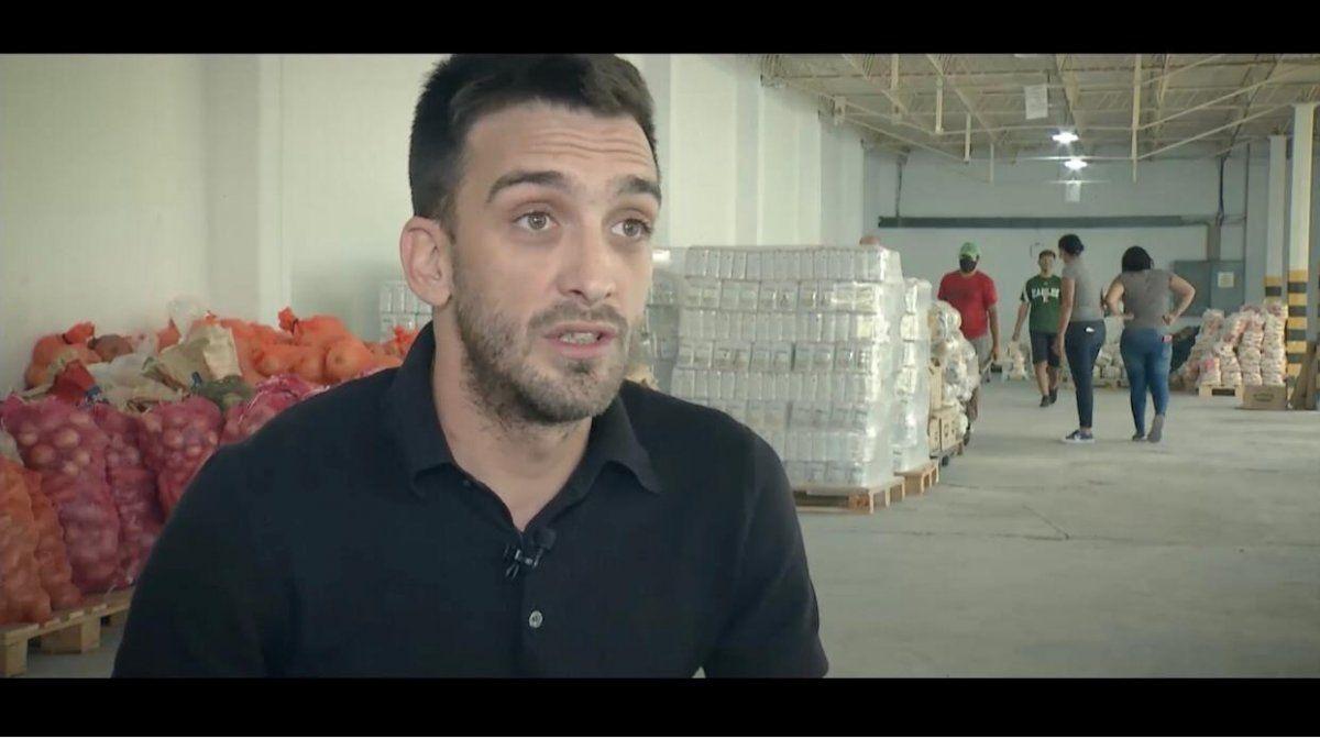 Uruguay adelante: referentes de ollas populares unidos para ayudar
