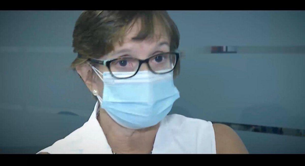 Alicia cuenta su historia tras contagiarse Coronavirus y estar en CTI