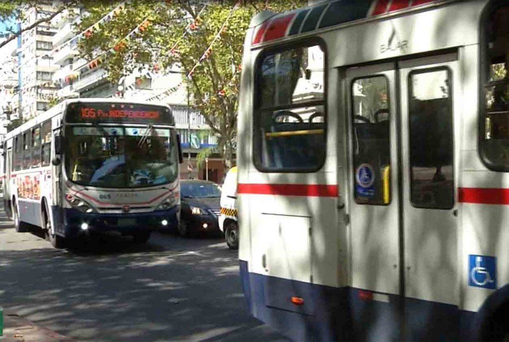 Aumenta la flota de ómnibus en horas pico en Montevideo