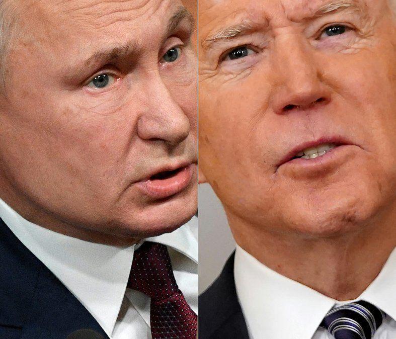 Biden dice concordar con que Putin es un asesino y en Rusia la reacción no se hace esperar