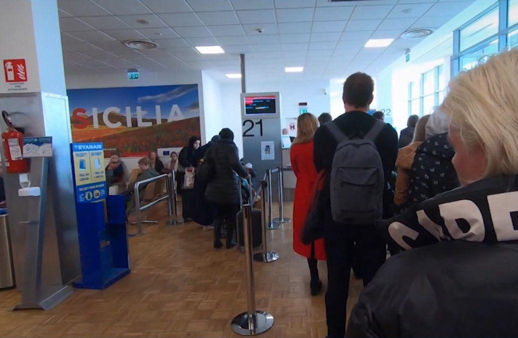 Europa se apresta a exigir certificado sanitariopara viajar