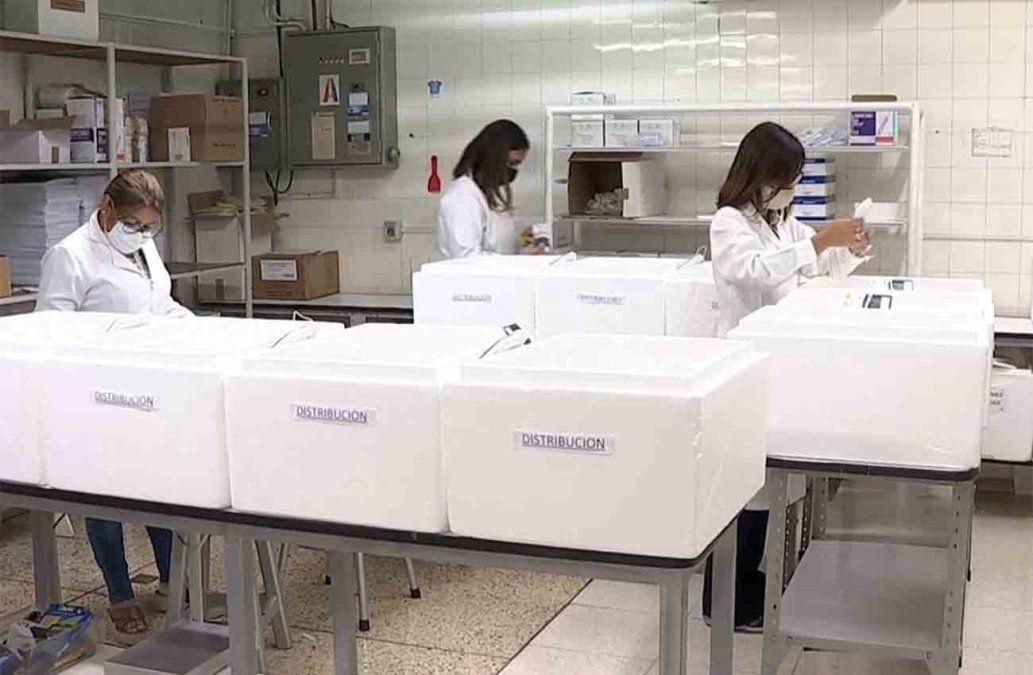 Uruguay va a estar preparado si se resuelve vacunar a menores de 18 años