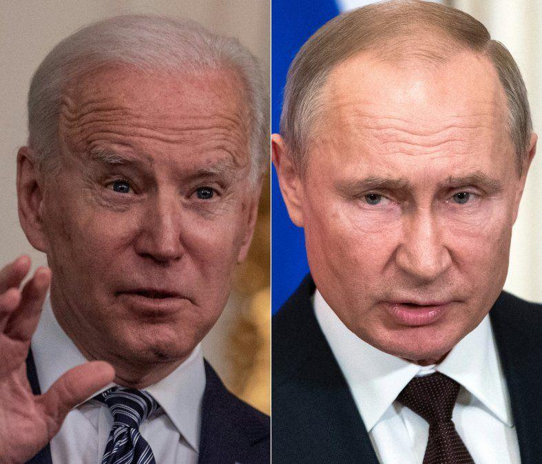 Portavoz del Kremlin: Biden claramente no quiere mejorar las relaciones entre EEUU. y Rusia
