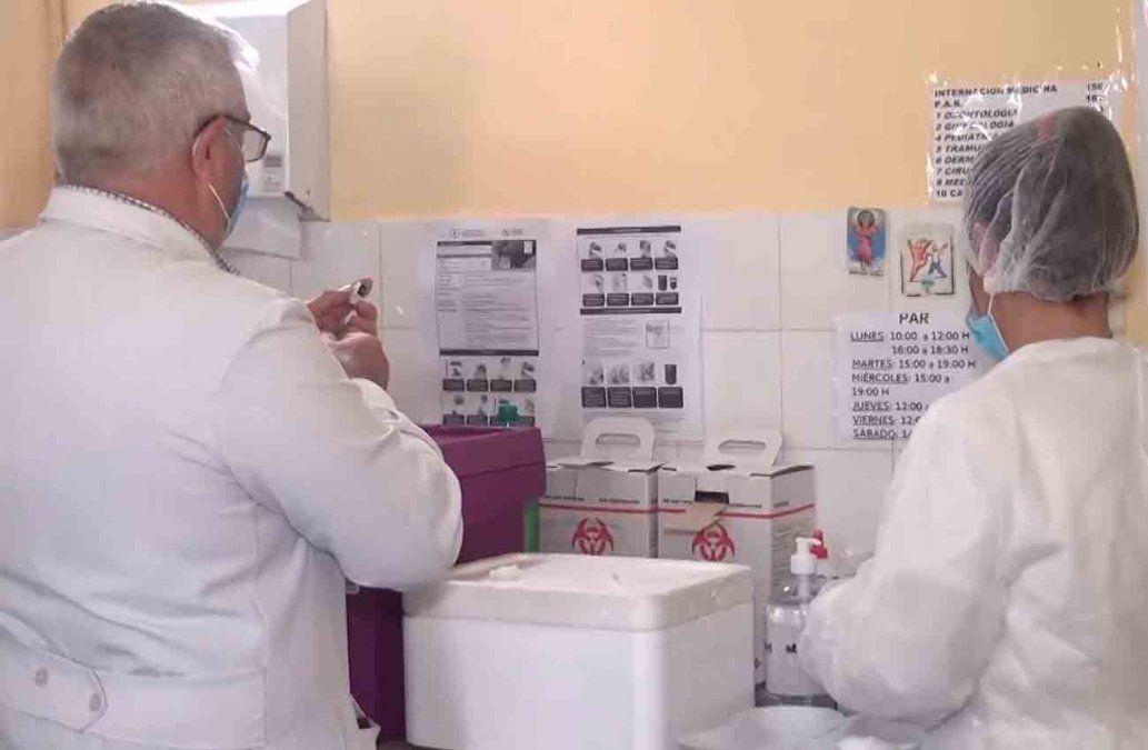 Autoridades no tienen fecha definida para vacunar en localidades del interior de Río Negro