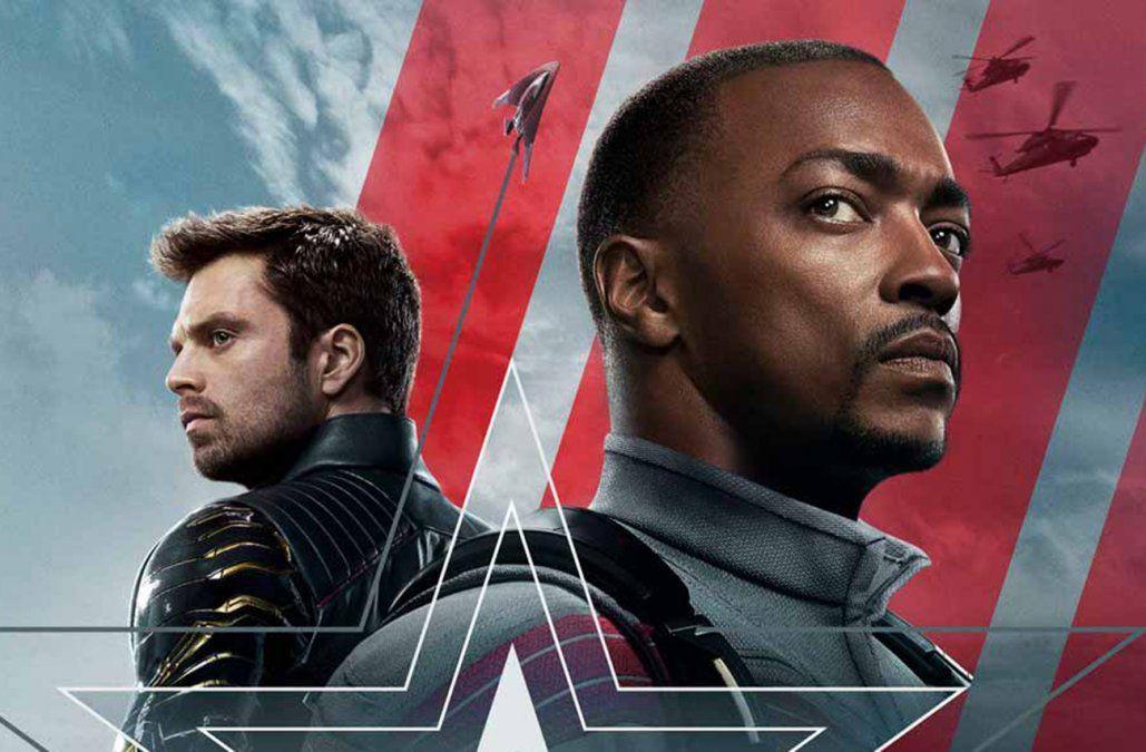 Los superhéroes de Marvel regresan a la TV con Falcon y el soldado de invierno