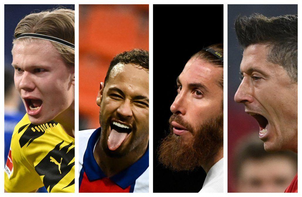 Cuartos de final de Champions: Real Madrid-Liverpool, PSG-Bayern, Oporto-Chelsea  y Manchester City-Borussia