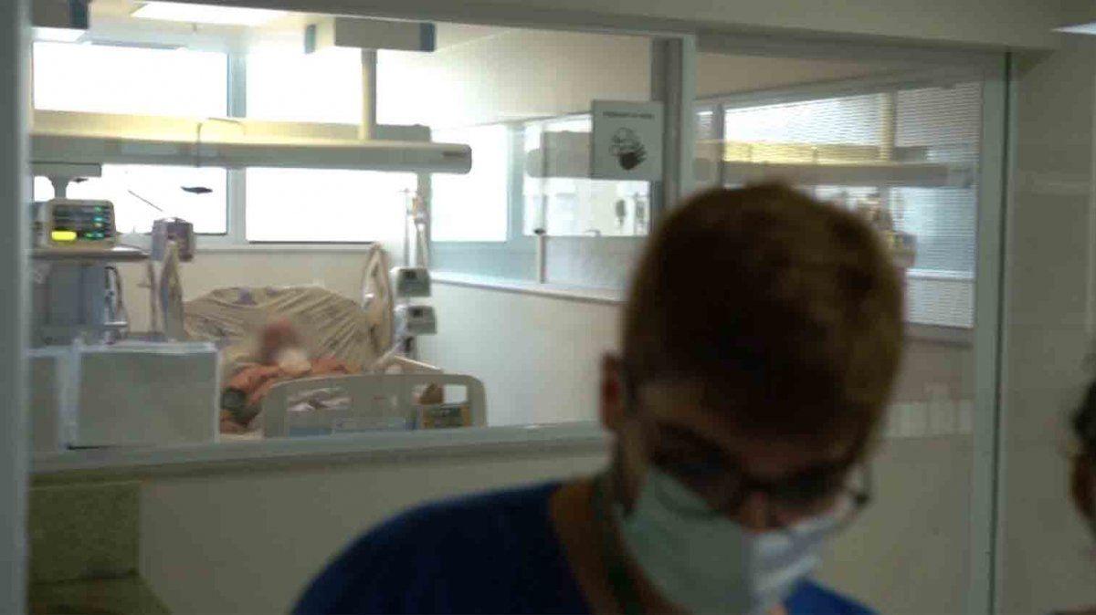 Situación sanitaria de guerra en San Pablo: sin camas ni medicamentos contra el Covid