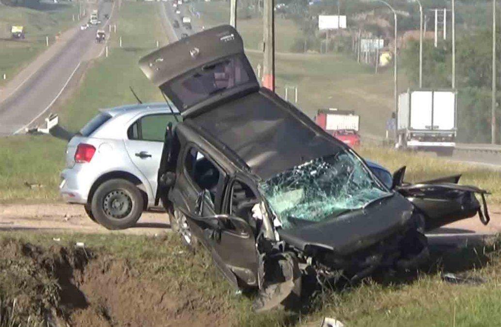 Un joven de 26 años falleció esta mañana en un accidente en Ruta 5