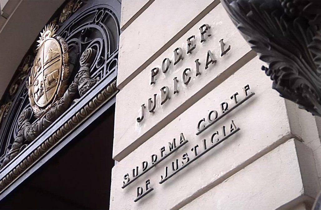 Suspenden la actividad en los juzgados hasta después de semana de Turismo