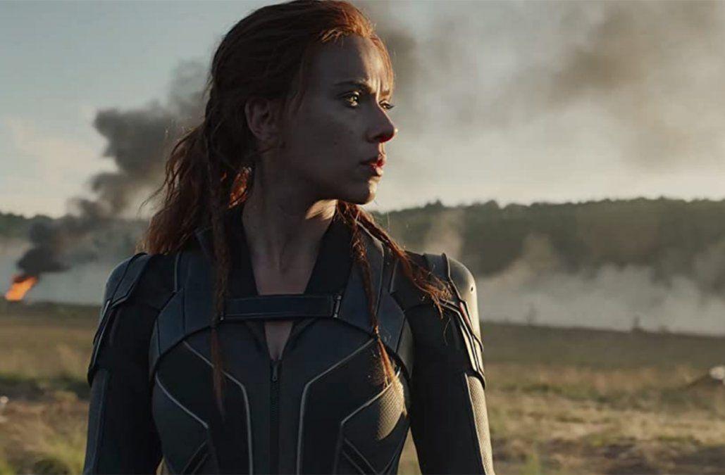 Disney retrasa el estreno de varias películas, entre ellas Black Widow