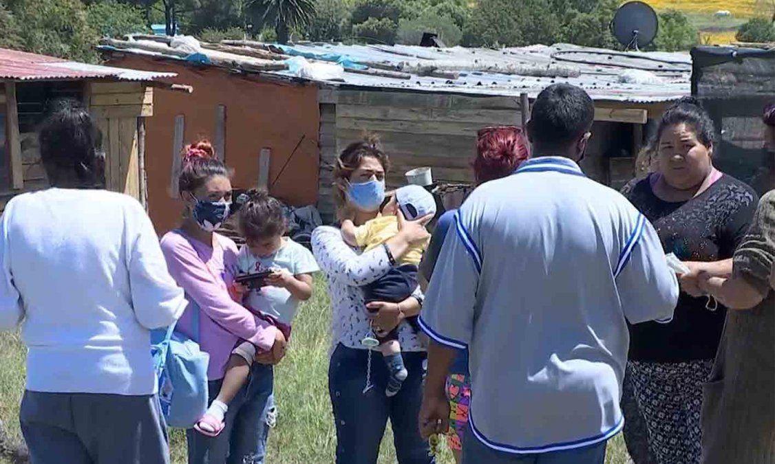 ONU volvió a solicitar la suspensión del desalojo en el asentamiento Nuevo Comienzo
